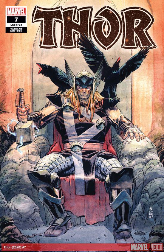 Thor (2020) #7 (Variant)