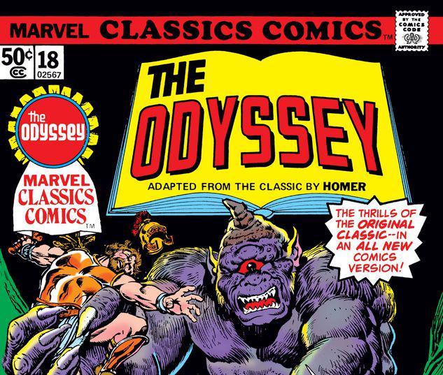 Marvel Classics Comics Series Featuring #18