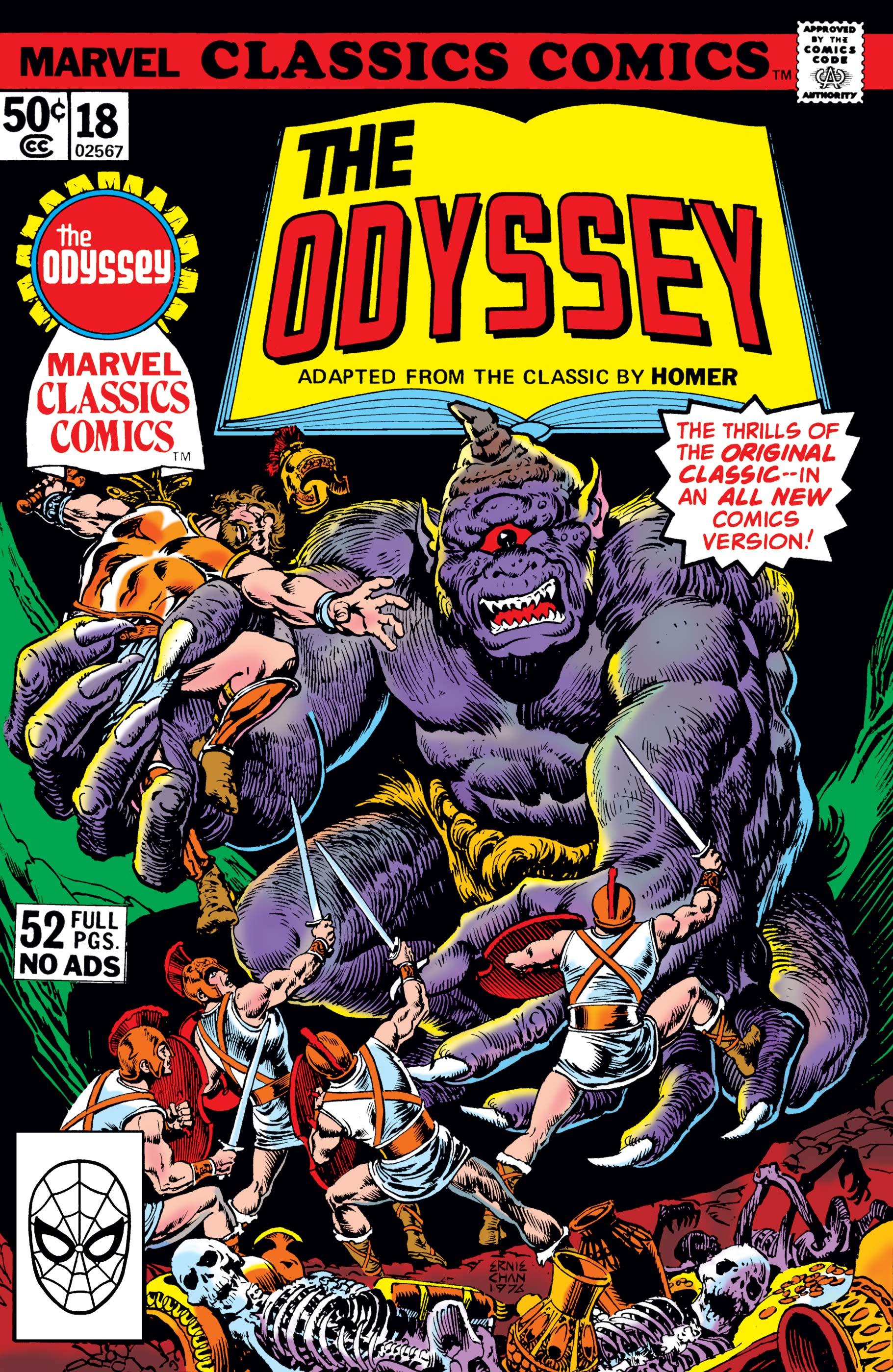 Marvel Classics Comics Series Featuring (1976) #18