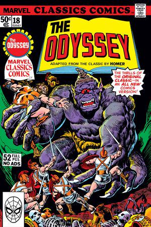 Marvel Classics Comics Series Featuring #18