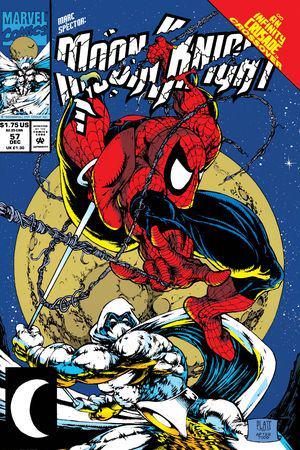 Marc Spector: Moon Knight (1989) #57
