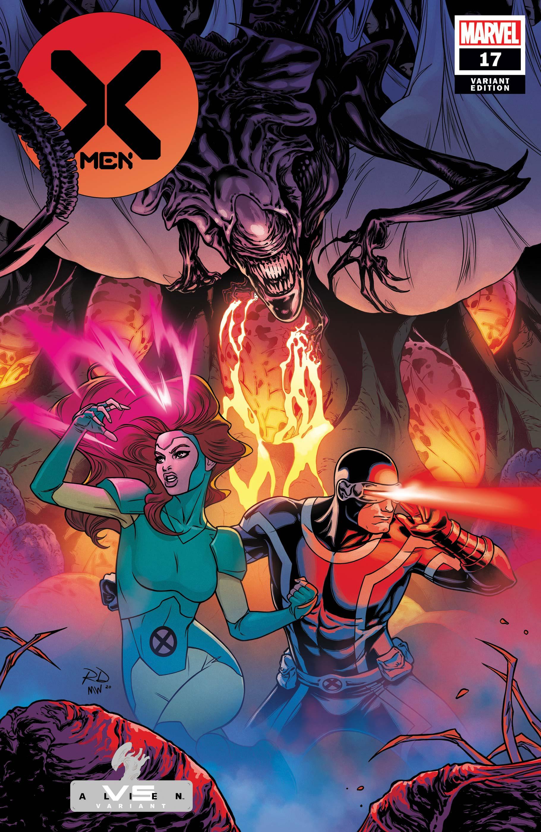X-Men (2019) #17 (Variant)
