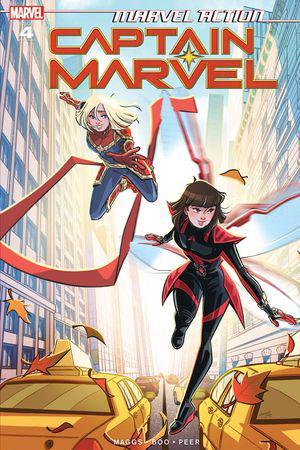 Marvel Action Captain Marvel (2019) #4