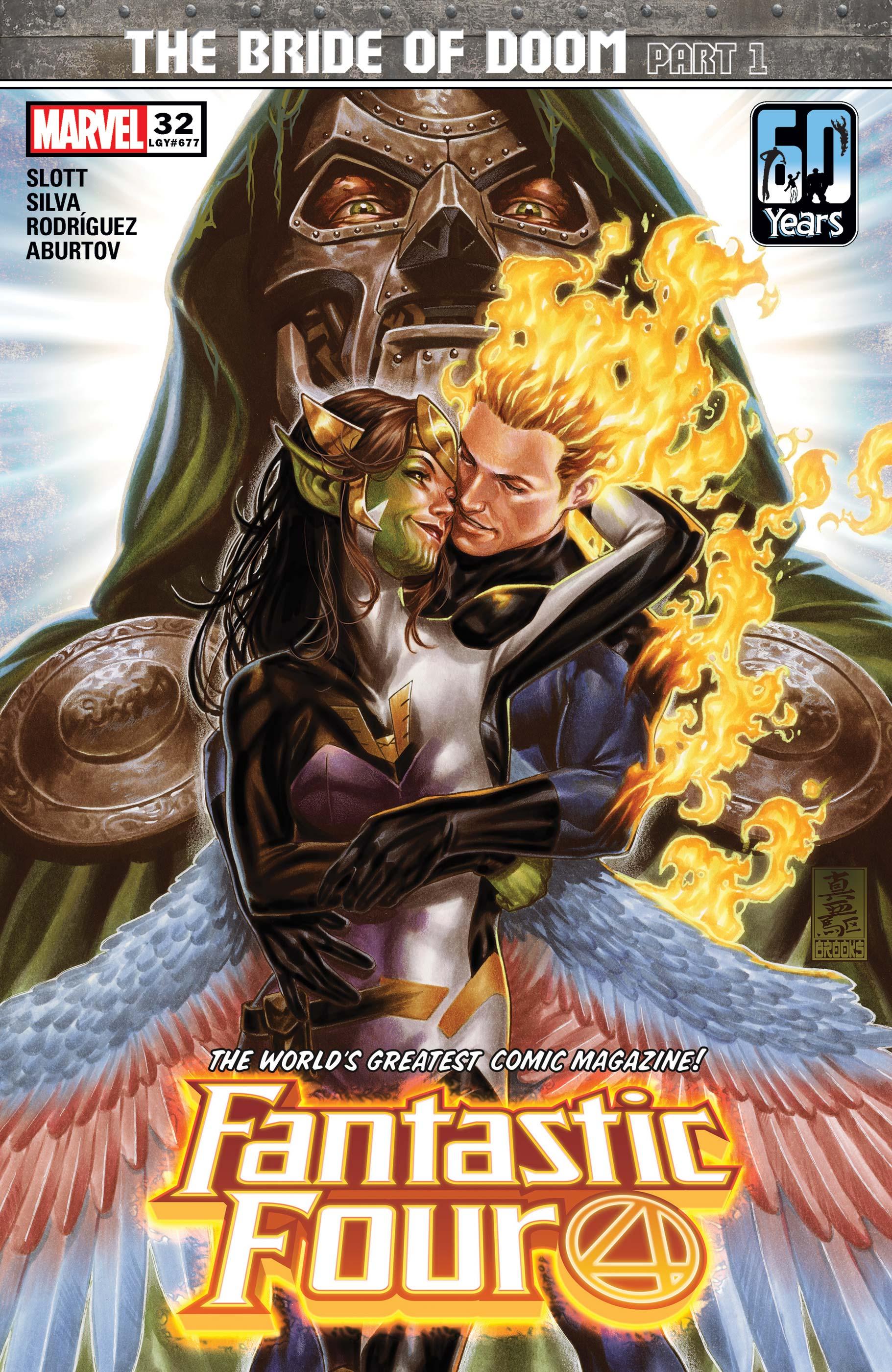 Fantastic Four (2018) #32