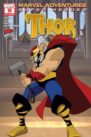 Marvel Adventures Super Heroes (2010) #14