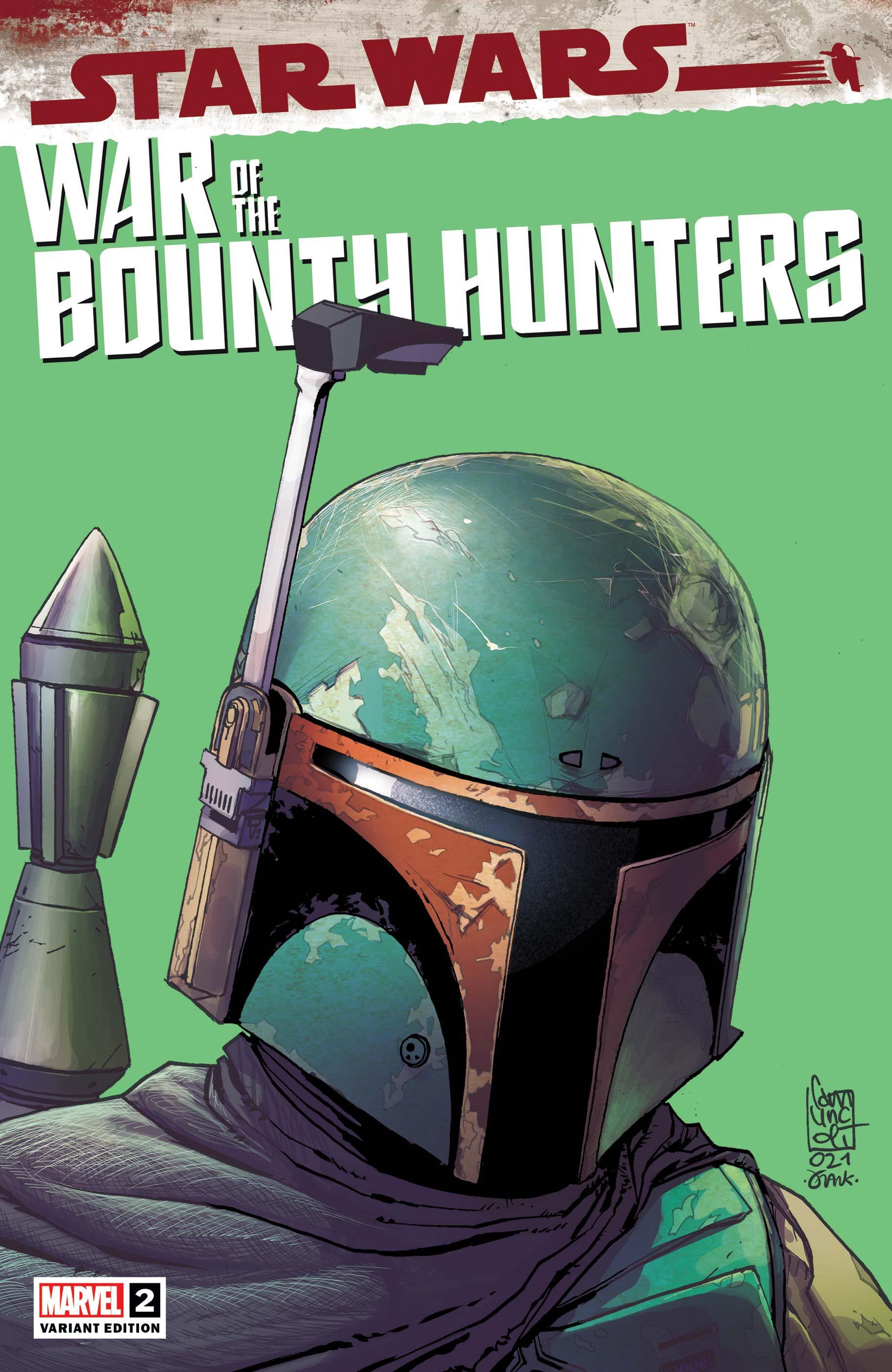 Star Wars: War of the Bounty Hunters (2021) #2 (Variant)