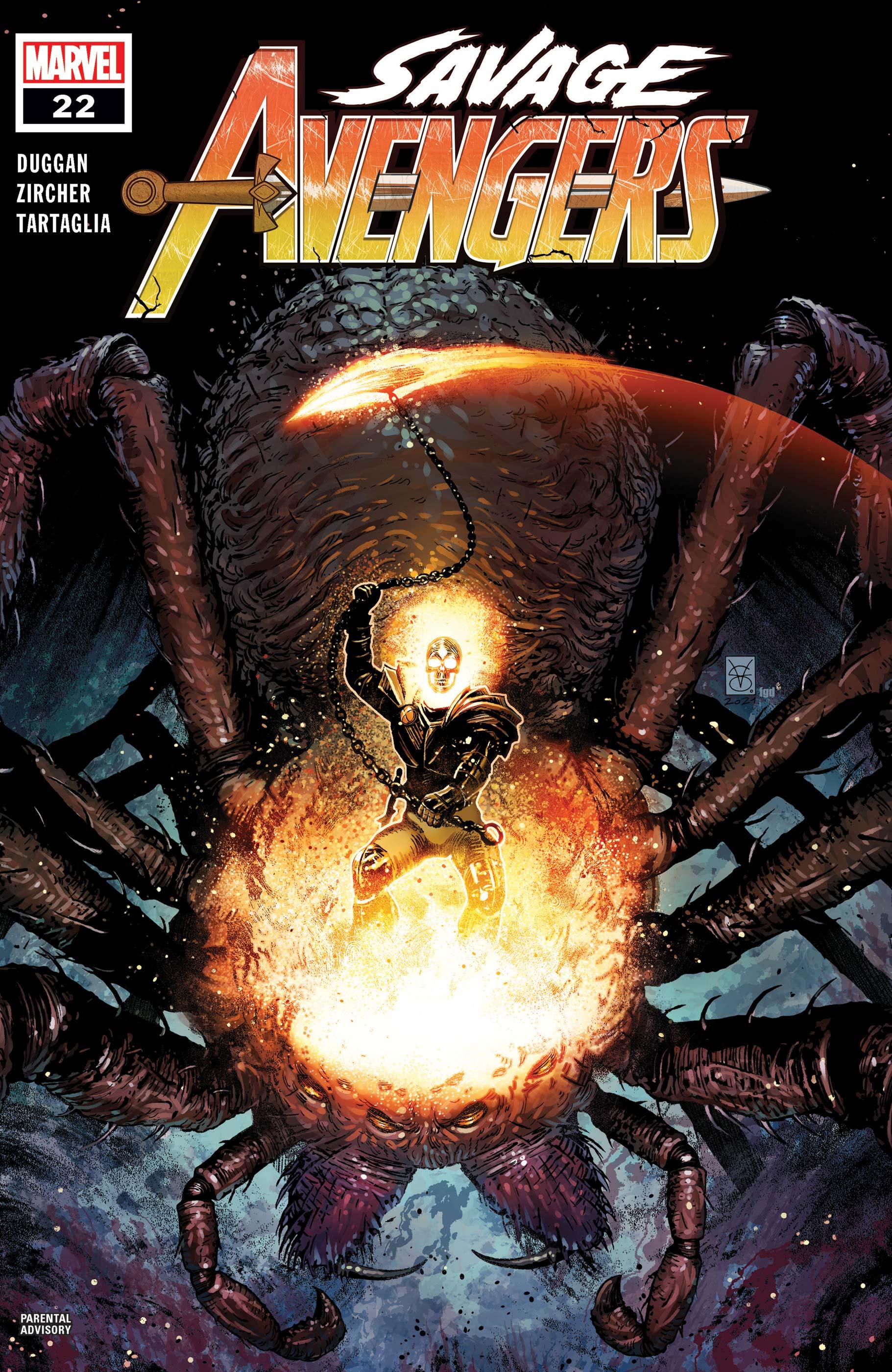 Savage Avengers (2019) #22