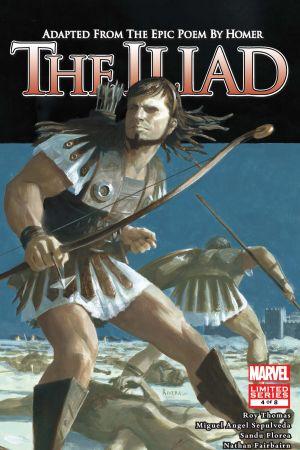 Marvel Illustrated: The Iliad #4