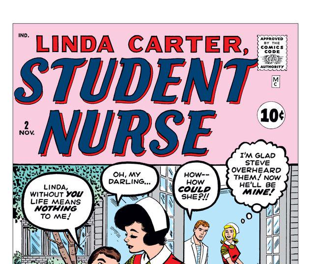 Linda Carter, Student Nurse #2
