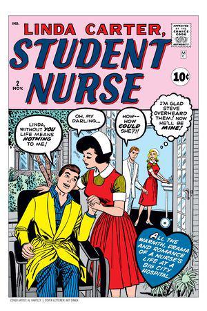 Linda Carter, Student Nurse (1961) #2