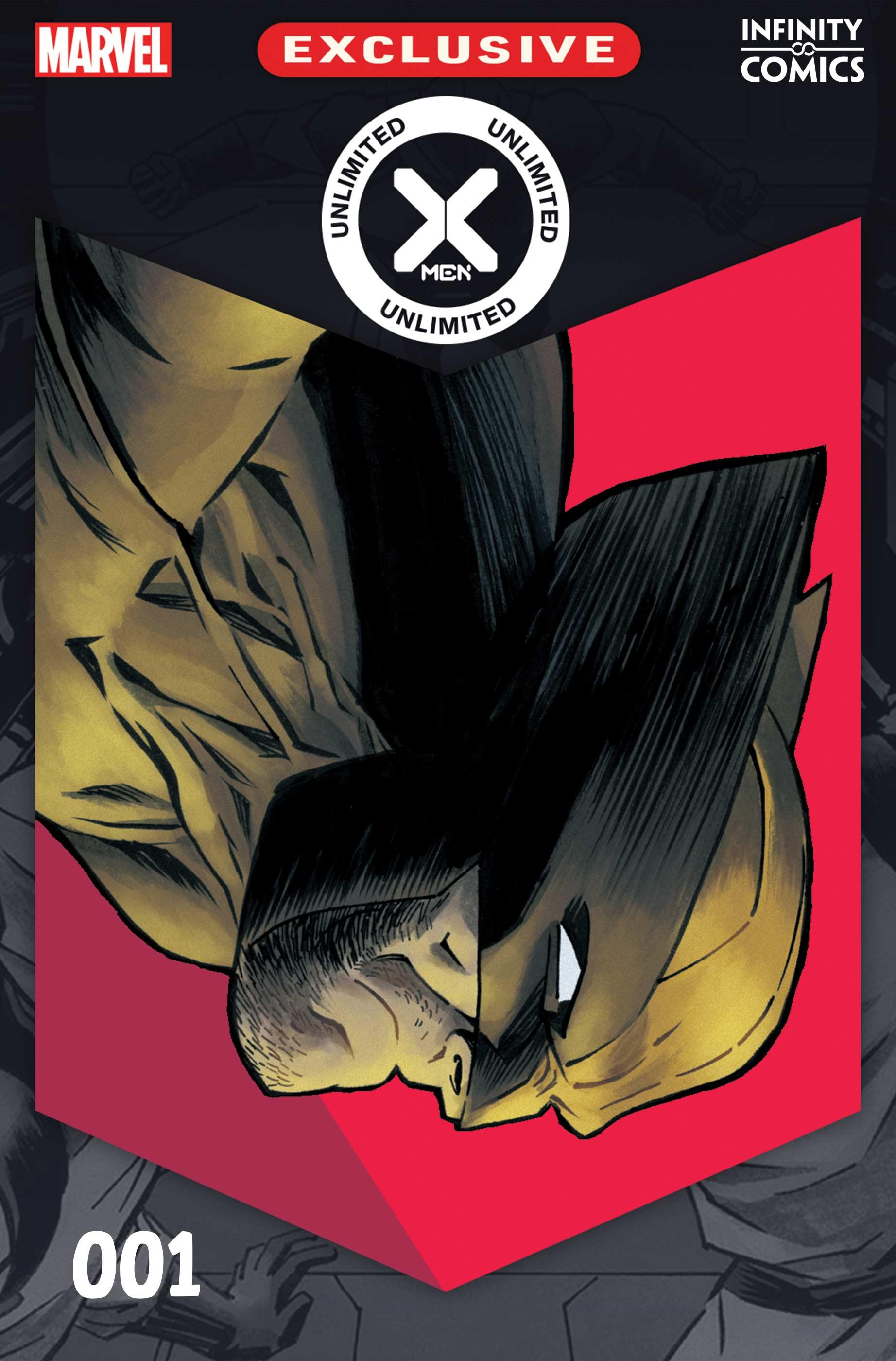 X-Men Unlimited Infinity Comic (2021) #1