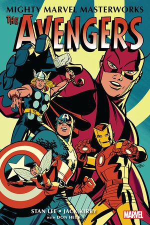 Mighty Marvel Masterworks: The Avengers Vol. 1: The Coming of the Avengers (Trade Paperback)
