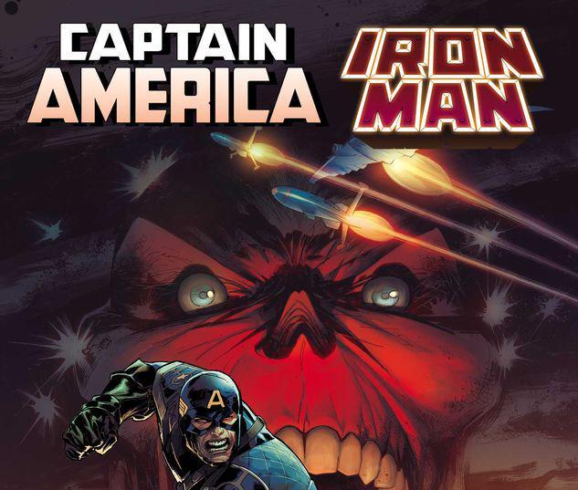 Captain America/Iron Man #1