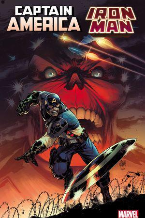 Captain America/Iron Man (2021) #1 (Variant)