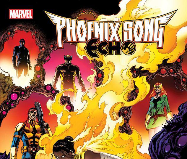 Phoenix Song: Echo #2