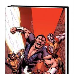 X-Men: Nation X (Hardcover)