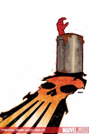 Punisher: Frank Castle (2009) #73
