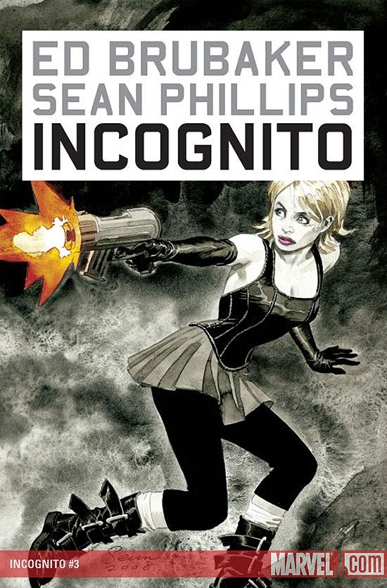 Incognito (2008) #3