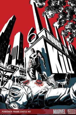 Punisher: Frank Castle (2009) #67