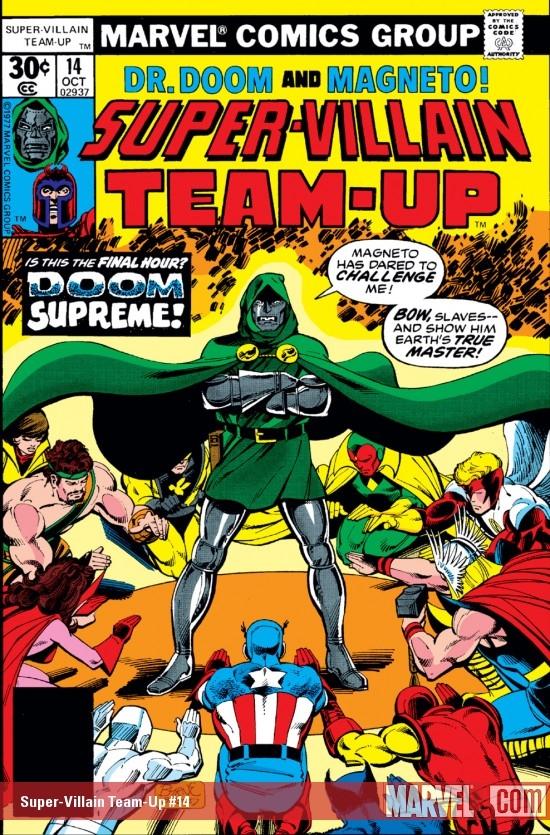 Super-Villain Team-Up (1975) #14