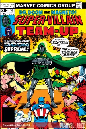 Super-Villain Team-Up (1975) #14