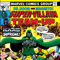 Super-Villain Team-Up #14