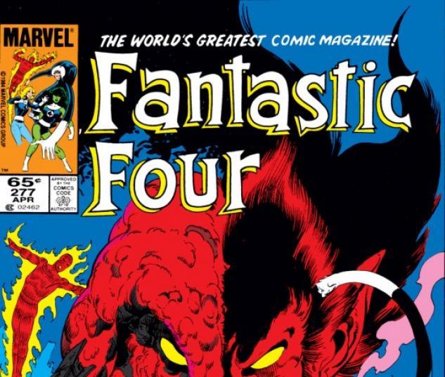 FANTASTIC FOUR #277