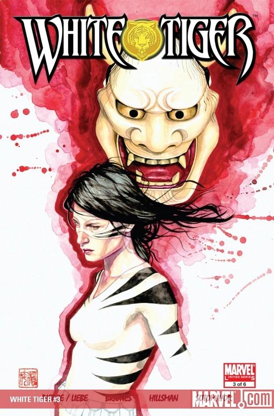 White Tiger (2006) #3