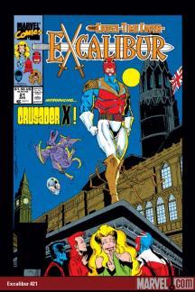 Excalibur (1988) #21