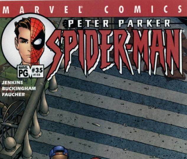 PETER PARKER: SPIDER-MAN #35