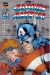CAPTAIN AMERICA #8 COVER