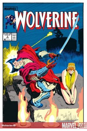 Wolverine (1988) #3