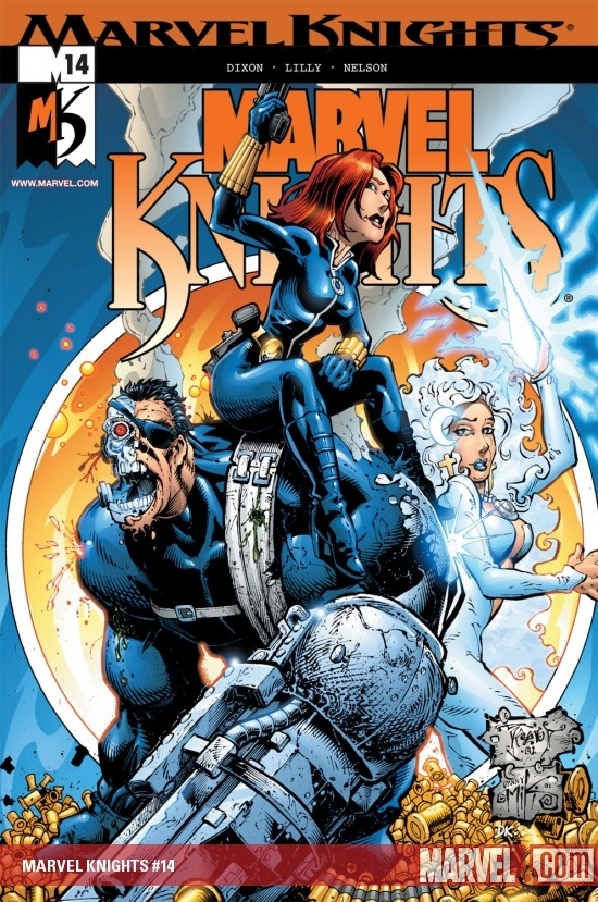 Marvel Knights (2000) #14