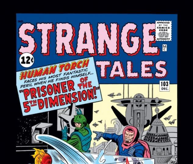 Strange Tales #103