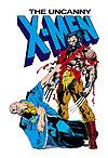 MARVEL MILESTONES: X-MEN & THE STARJAMMERS PART (2008) #18 COVER