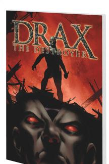 Drax the Destroyer: Earth Fall (Trade Paperback)