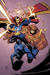 TALES OF THE THING (2006) #1 COVER