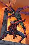 MARVEL AGE SPIDER-MAN (2005) #20 COVER