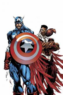Captain America & the Falcon Vol. 1: Two Americas (Trade Paperback)