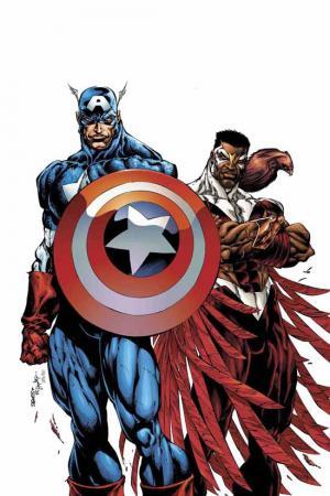 Captain America & the Falcon Vol. 1: Two Americas (2004)