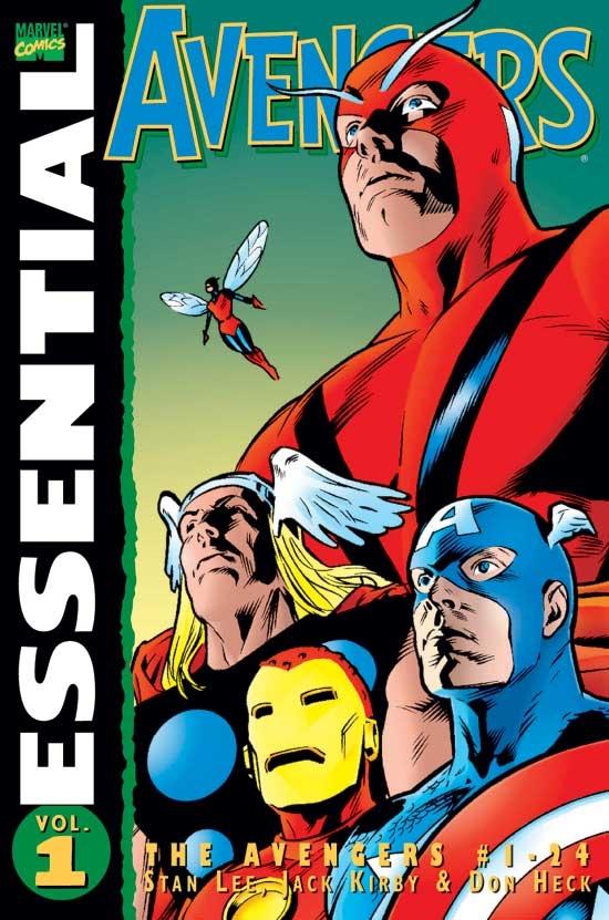Essential Avengers Vol. I (Trade Paperback)