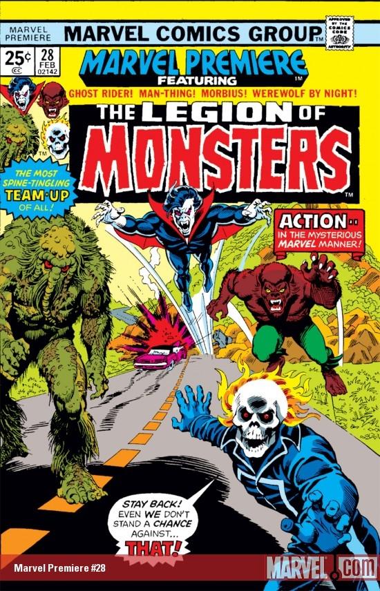 Marvel Premiere (1972) #28