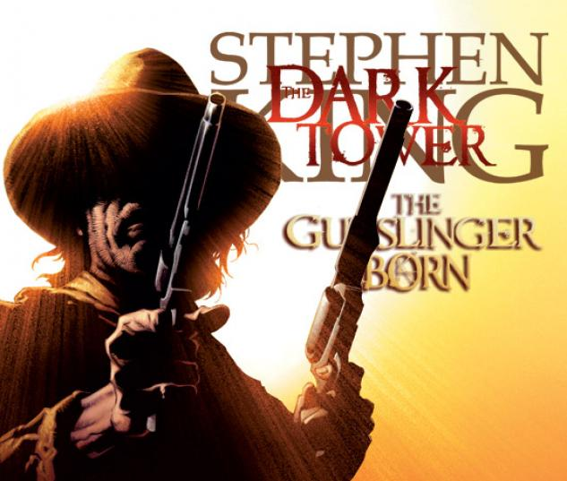 DARK TOWER: THE GUNSLINGER BORN (2008) #1 (JOE QUESADA VARIANT) COVER
