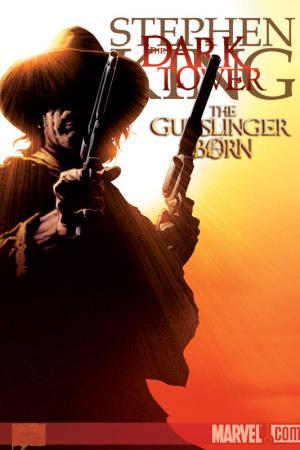 Dark Tower: The Gunslinger Born (2007) #1 (Joe Quesada Variant)