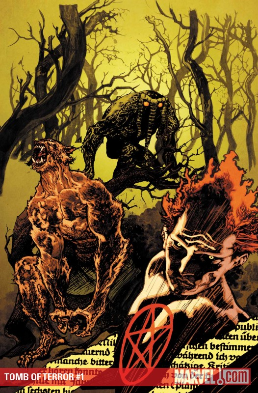 Tomb of Terror (2010) #1