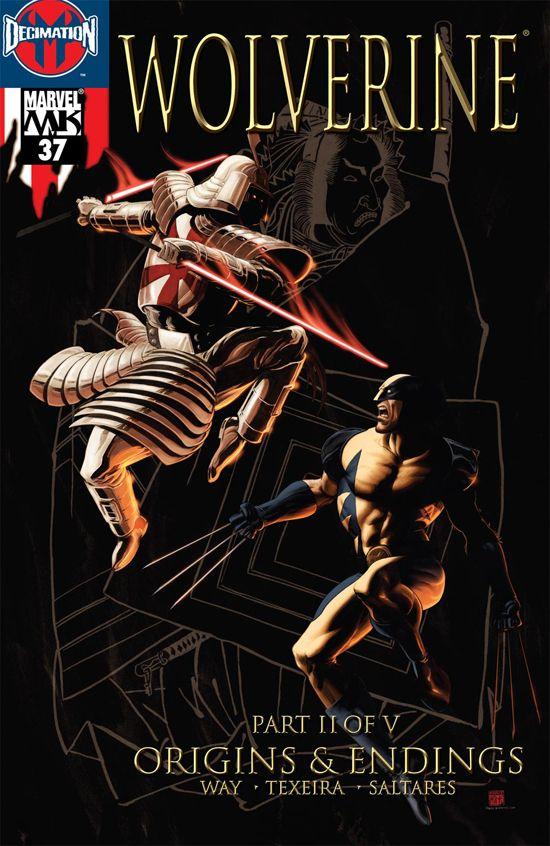 Wolverine (2003) #37