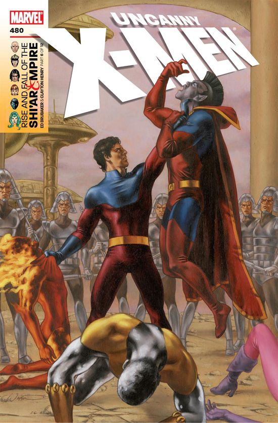 Uncanny X-Men (1963) #480