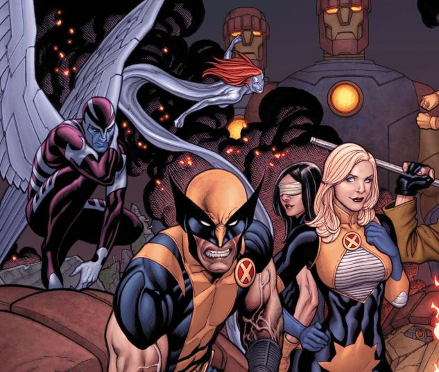 X-MEN: SCHISM #1 Cho Variant cover