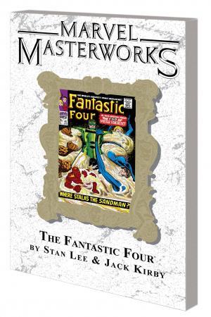 Marvel Masterworks: The Fantastic Four Vol. 7 Variant (DM Only) (Trade Paperback)