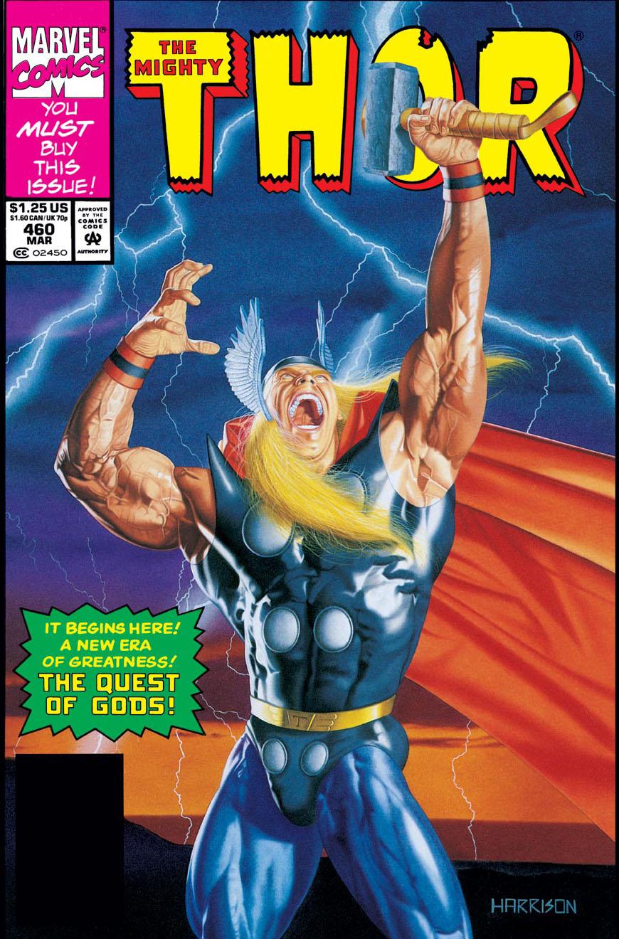 Thor (1966) #460